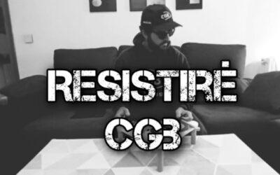 CGB Resistiré: 'Making Of'