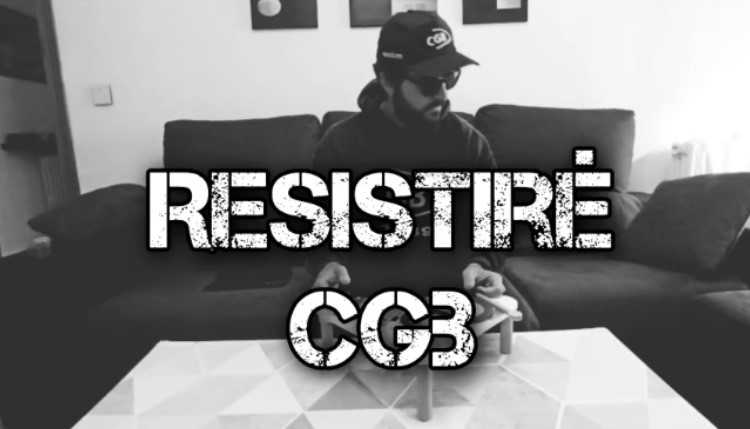 CGB Resistiré: 'Making Of'